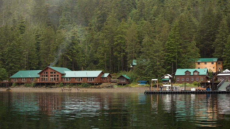 Steamboat Bay Fishing Club in Alaska has a comprehensive safety protocol in place for guests and staff.