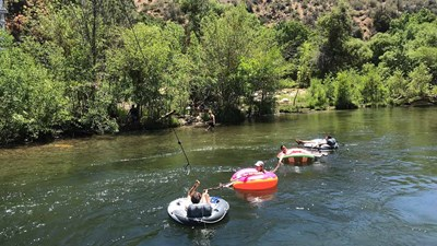 Been There Do This: Fairview Campground on California's Kern River