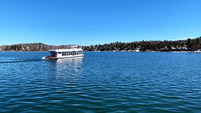 Been There, Do This: Lake Arrowhead Queen in Lake Arrowhead, California