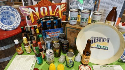Been There, Do This: Southern Food & Beverage Museum in New Orleans