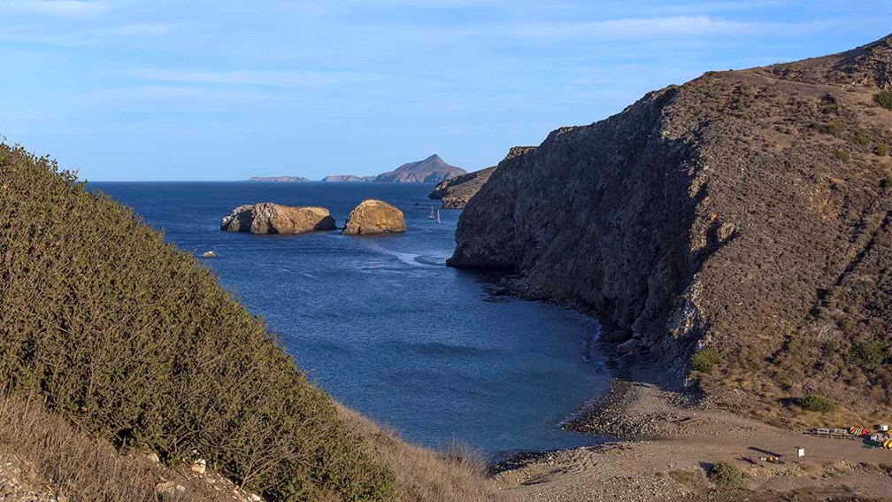 Been There, Do This: Camping on Santa Cruz Island