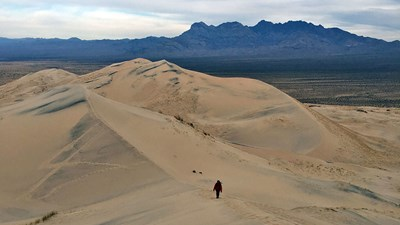Been There, Do This: Kelso Dunes in Mojave National Preserve, California