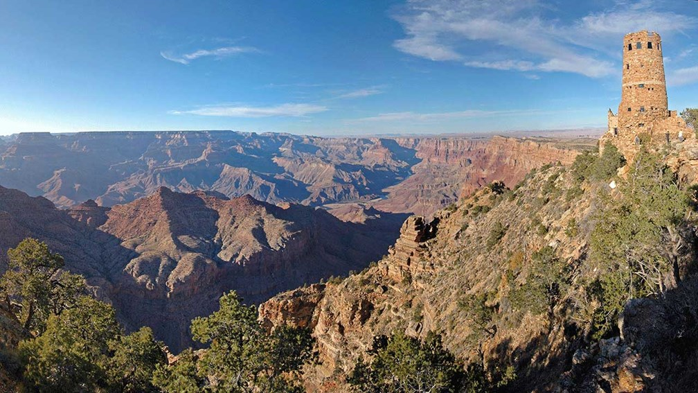 Been There Do This Desert View Watchtower In Grand Canyon National