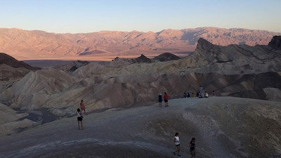 Been There, Do This: Zabriskie Point in California's Death Valley National Park