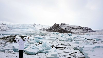 Been There, Do This: Fjallsarlon Glacier Lagoon in Iceland